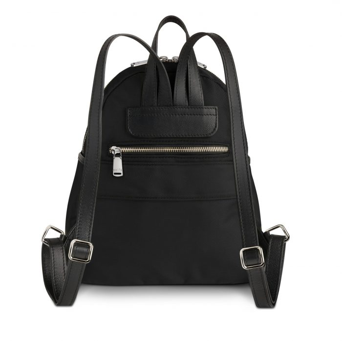 www.aoifelifestyle.com   aoife ® Lifestyle   Backpack Black Back View