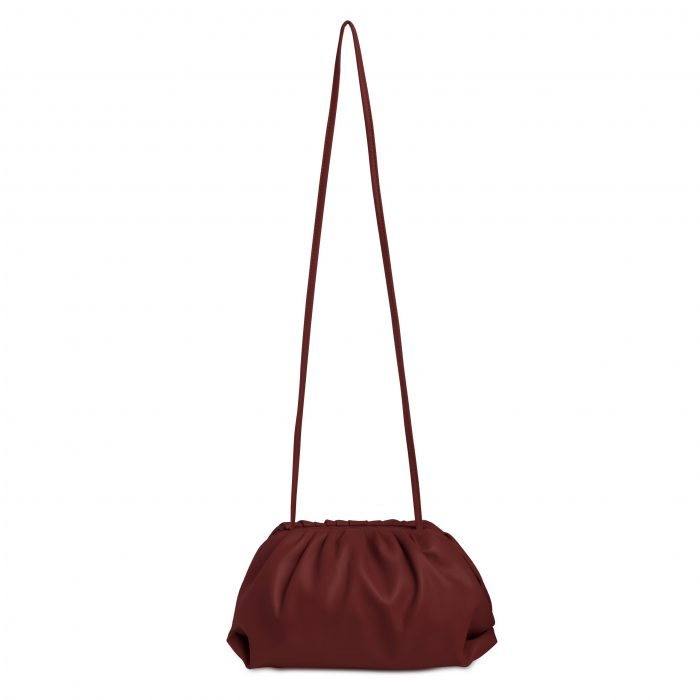 Companies with Circular Economy | www.aoifelifestyle.com | Eco Fashion Online | Eco Materials | Vegan Cactus Leather Clutch Petite