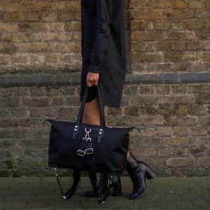 The Gallery Tote to Backpack